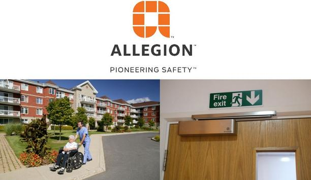 Allegion helps by reviewing building safety in specialised housing
