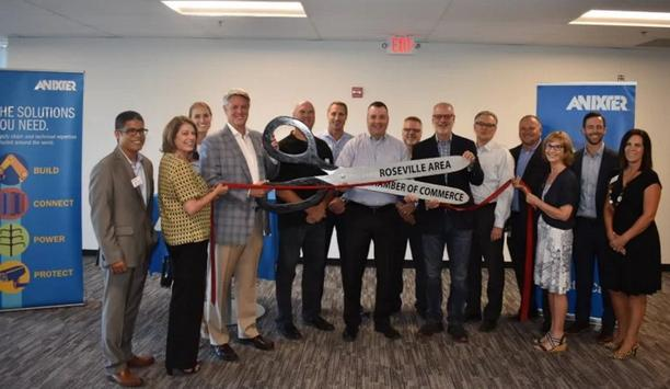 Anixter Inc. Announces A New Facility At Roseville In California