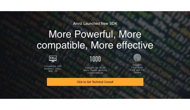 Anviz Releases A New Version Of SDK With Improved Real-Time Data Push Performance