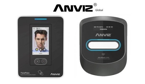 Anviz Unveils Touchless Iris And Face Recognition Access Control Terminals To Secure Businesses In COVID-19 Pandemic