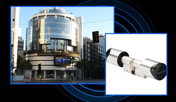 ASSA ABLOY's Aperio® Installed At One Of The Largest Commercial Banks In Morocco