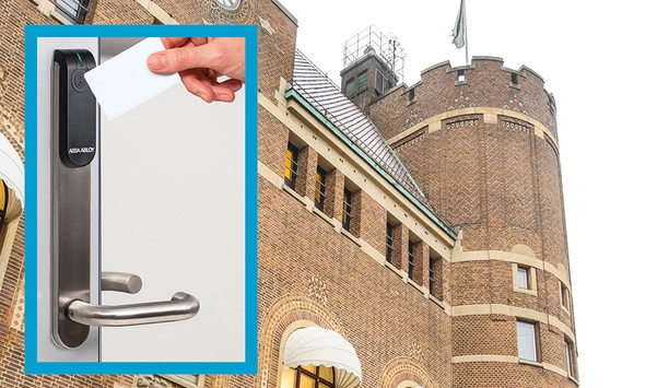 Aperio® Locks Free Security Staff Of Lund University To Focus On Security — Not System Administration