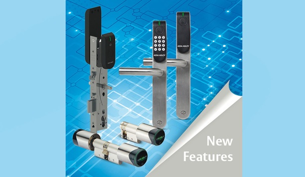 Aperio new V3 platform: Fast, feature-rich integration of class-leading wireless access control