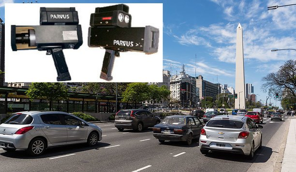 Arecont Vision Camera Captures Images Of Speeding Vehicles In Buenos Aires, Argentina