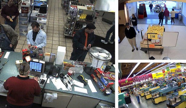 Arecont Vision Megapixel Cameras Identify Graffiti Culprits At A Goodwill Store In Seattle