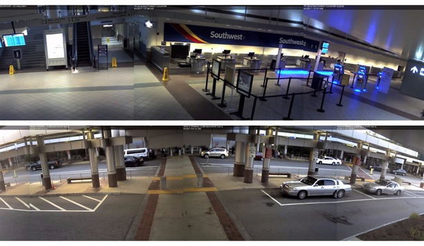 AV Costar Megapixel Cameras Deployed At Manchester-Boston Regional Airport, USA