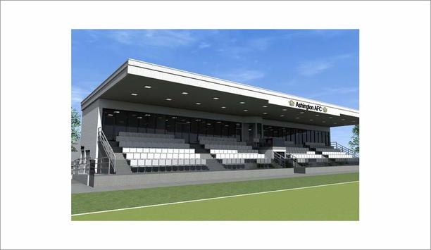 Alpro Panic Hardware Life-Safety Device Protects Ashington Football Club's Woodhorn Lane Ground