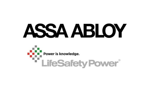 ASSA ABLOY and LifeSafety Power launch customisable solution to enhance efficiency of power supply systems