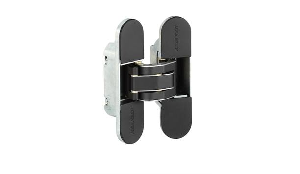 ASSA ABLOY architectural door accessories unveils new McKinney Concealed Hinges
