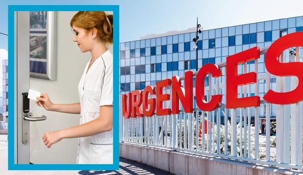 ASSA ABLOY Secures Centre Hospitalier Métropole Savoie With Its Aperio Locking Technology