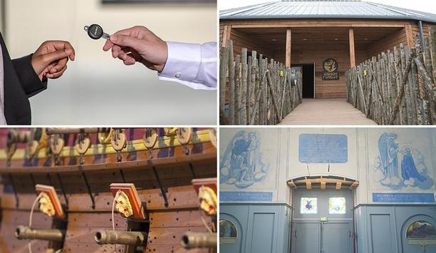 CLIQ® Access Control Solution From ASSA ABLOY Helps Secure Museums, Shopping And Indoor Leisure Sites