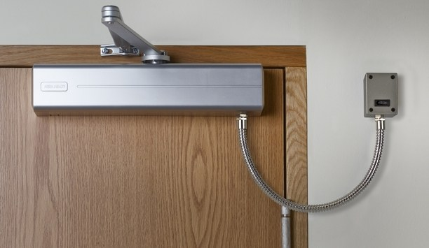 ASSA ABLOY launches DC300G-HF door closer for user flexibility and building fire safety