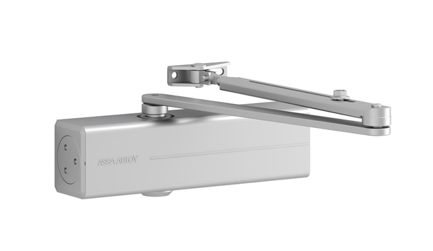 ASSA ABLOY Door Closers Meet Certification Demands For Uninsulated Metal Fire Doors