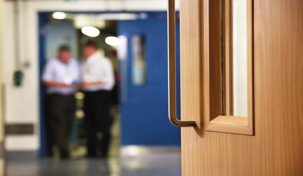 ASSA ABLOY Door Group lifetime approach to high performance timber doors