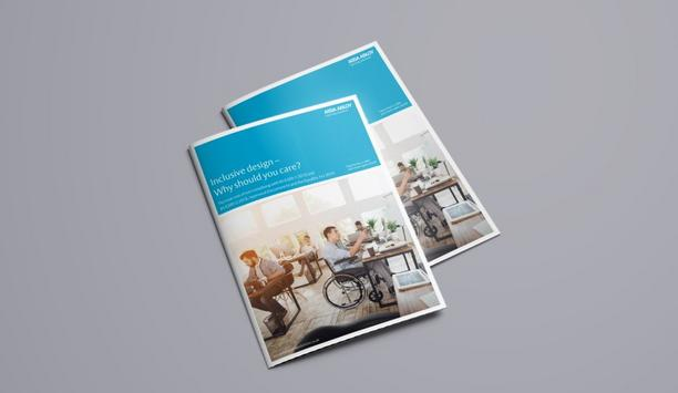 ASSA ABLOY releases a white paper discussing why specifiers should care about inclusive design for doors