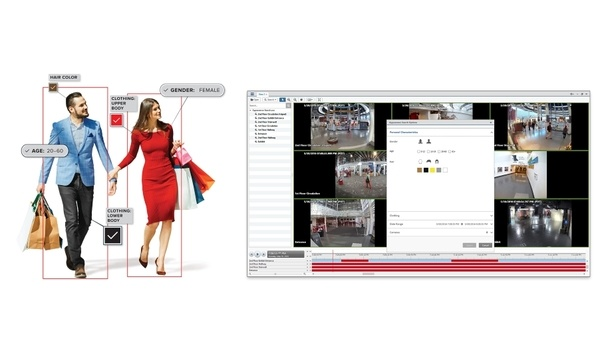 Avigilon To Preview Appearance Search Video Analytics Technology At ISC West 2018