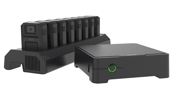 Axis introduce body-worn camera system to the industry
