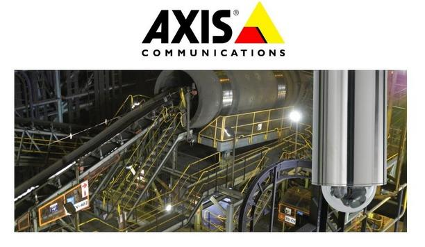 Axis Communications Launch ExCam XPT Q6075 PTZ Camera With 40x Optical Zoom For Use In Hazardous Applications