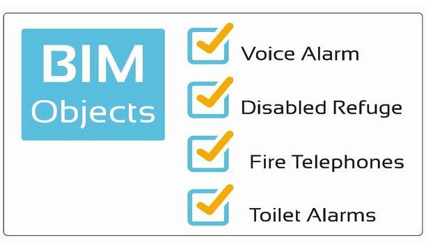 Baldwin Boxall Announced BIM Objects Availability For New VIGIL3 Voice Alarm System
