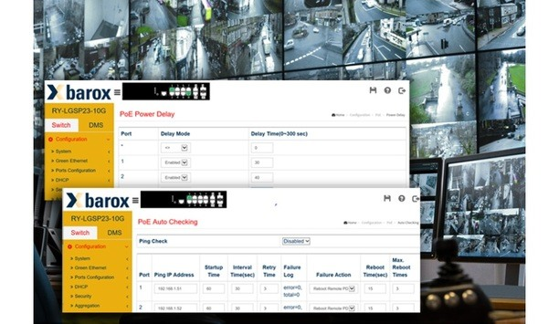 barox Smart Products Enhance VMS Control By Incorporating Operation Technology