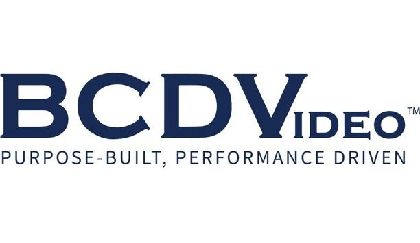BCDVideo Showcases Ways To Simplify The Path To Success With Hyperconverged Infrastructure At ISC West