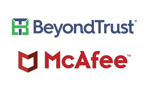 BeyondTrust Wins McAfee Security Innovation Alliance Partner Of The Year Award At MPOWER Cybersecurity Summit 2018