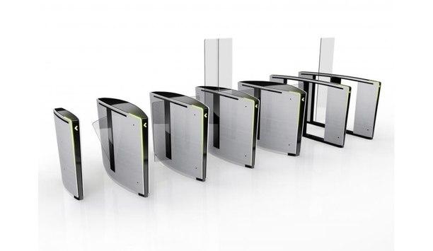 Boon Edam's Speedlane Lifeline optical turnstiles obtain UL/CSA certifications
