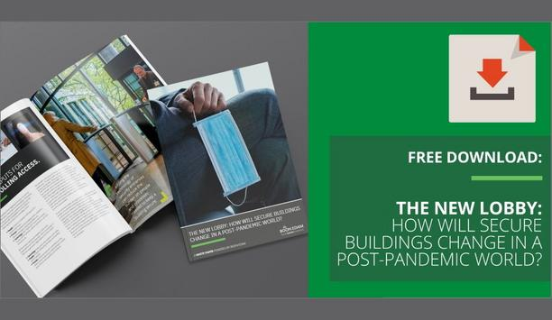 Boon Edam Publishes Whitepaper Titled, 'The New Lobby: How Will Securing Buildings Change In A Post-Pandemic World?'