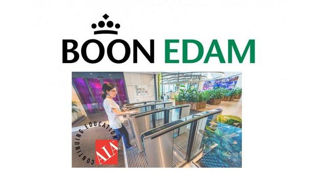 Boon Edam announces new AIA continuing education course titled, 'Closing the Gap in Physical Security: Addressing the Entry'