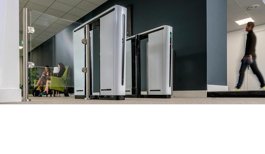 Boon Edam Inc. Announces Speedlane Compact Swinging Turnstile Security Entrance