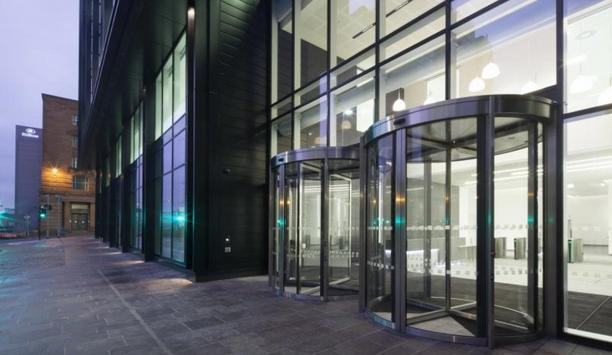 Bothwell Exchange deploys Boon Edam Turnstiles and Revolving Doors for increased safety/sustainability