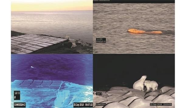 Bosch Installs MIC IP Fusion 9000i Camera At Oooguruk Drill Site To Spot Polar Bears