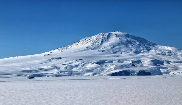 Bosch EX14 Extreme Environment Camera Enables Effective Monitoring Of The Mount Erebus Crater