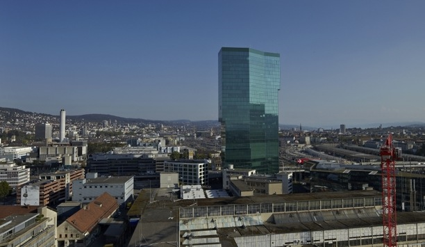 Bosch Implements Networked Electronic And Biometric Access Control Solution For The Prime Tower In Zurich