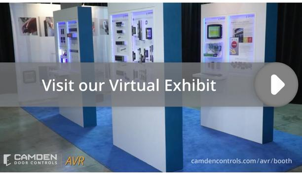 Camden Door Controls Launches Their Virtual Trade Show Booth To Avoid Spread Of COVID-19