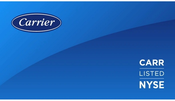 Carrier Becomes An Independent Company And Starts Trading On The New York Stock Exchange