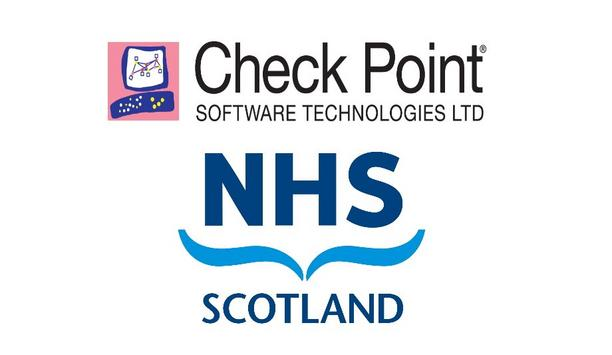 Check Point Software ensures security of vital public health data and services in the cloud for NHS Scotland