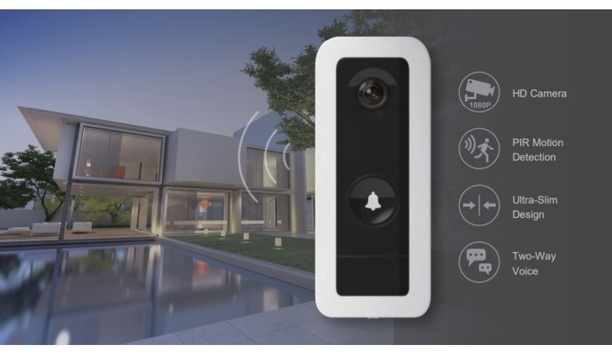 Climax Technology adds VDP-3 Video Doorphone to its suite of access control solutions