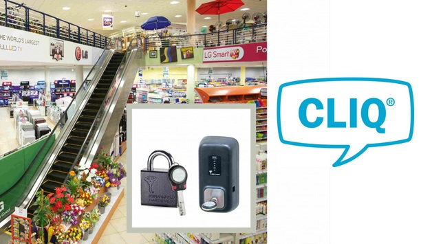CLIQ® Solves The Problem Of Lost Keys At East Africa's Largest Retailer