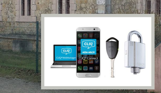 French Water Utility Eau De Valence Selects CLIQ® Access Control To Upgrade Locking System