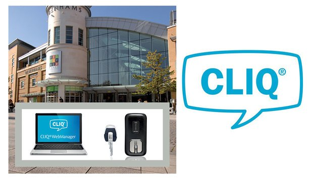 CLIQ® technology allows flexible access and cuts key management costs at Festival Palace