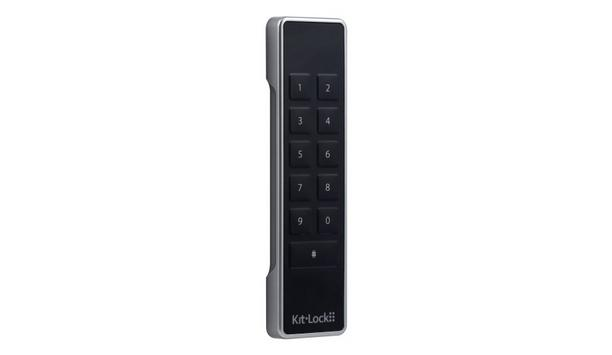 Codelocks launches their newest KitLock the KL1100 KeyPad for gyms, hotels and hospitals