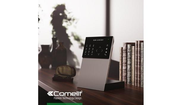 Comelit Extends Security Offering To Deliver Wireless Intruder Alarm System, Secur Hub