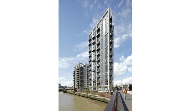 Comelit provides Icona Manager IP solution real-time energy monitoring and smart door entry system to Union Wharf