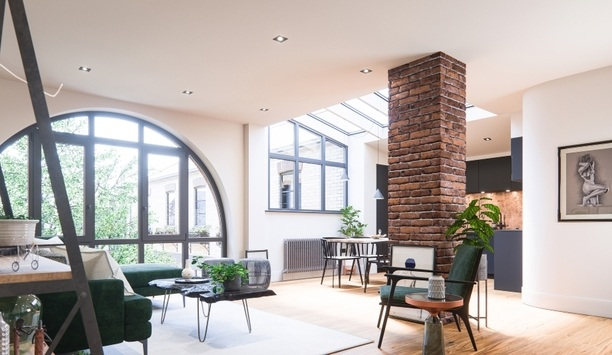 Comelit utilises video door entry solutions to secure The Metalwork residential development by The Malins Group