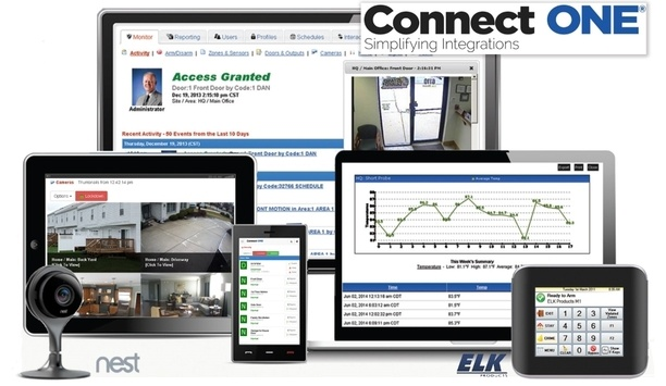 Connected Technologies Presents Connect ONE Management Solution For Security Dealers And Integrators