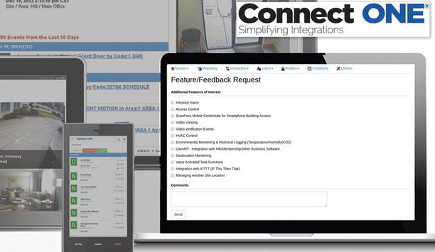 Connected Technologies announces new Connect ONE security management features