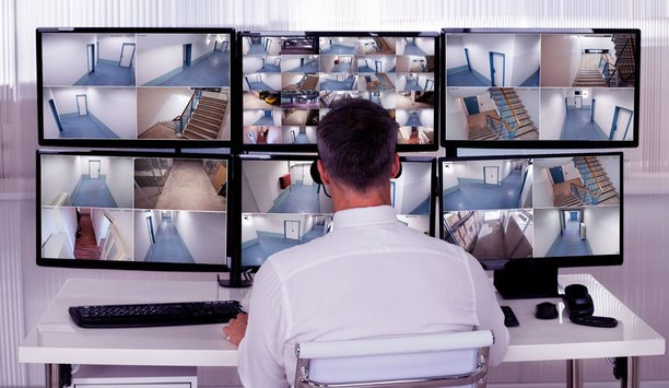 Technology Evolution Leads To Changes In Security Control Room Furniture