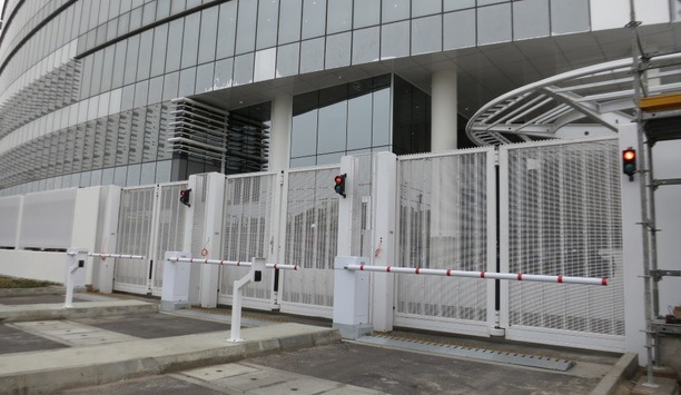 Cova Security Gates installs perimeter technology for Nigerian construction company Julius Berger