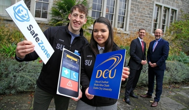 CriticalArc's SafeZone Emergency Response App Secures Dublin City University Students Staff And Students